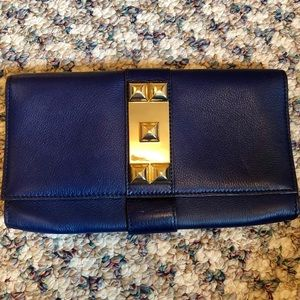 Vince Camuto Navy Clutch!🎉